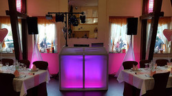 DJ Stand Hochzeit DJ Stefan Krenz