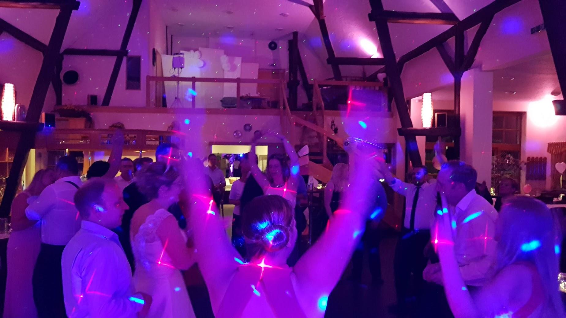 Partyeskalation Event DJ Stefan
