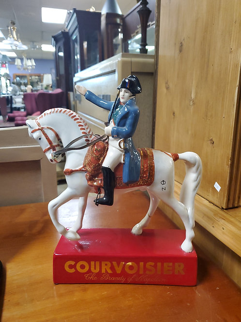 Courvoisier ' The Brandy of Napolean' Figurine