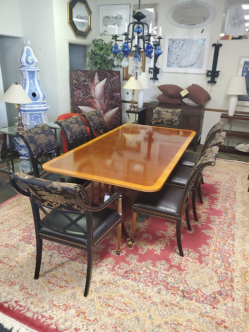 Baker Furniture Historic Charleston Collection Table