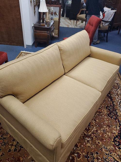 Mustard Century Couch