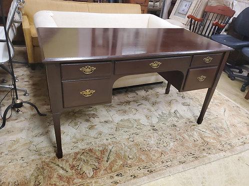 Bombay Company Desk 5 Drawer