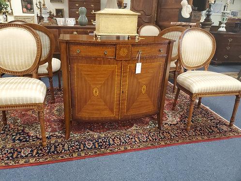 Maitland Smith Inlay Hallway/ Petite Cabinet