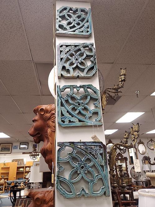 Ceramic Celtic Wall Art