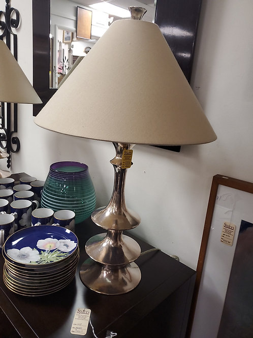 Pair of McGuire Lamps