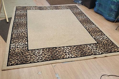 Cheetah Rug 9Ft 6' x 7Ft 7'