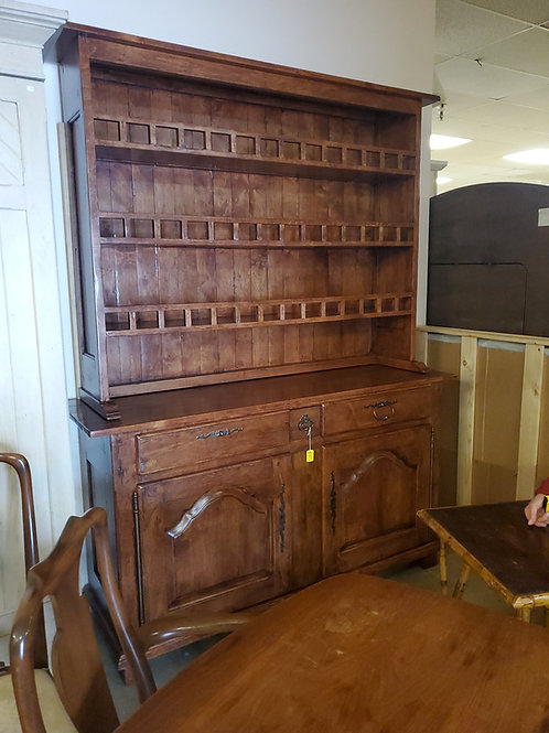 French Country Style Welsh Cabinet