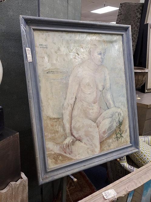 Naked lady art
