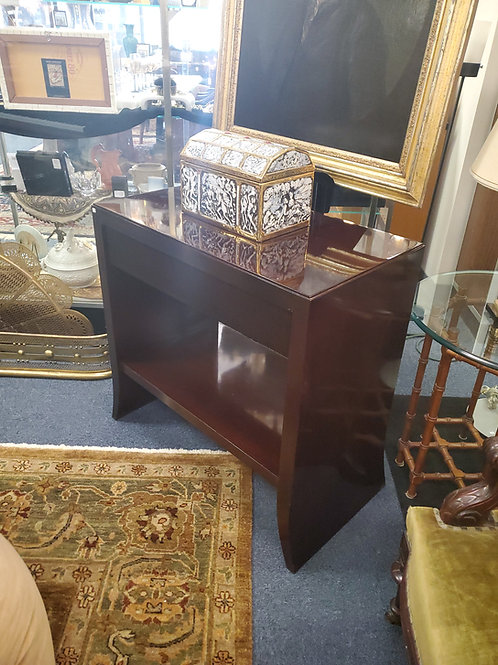 Barbara Barry Console For Baker Furniture Company