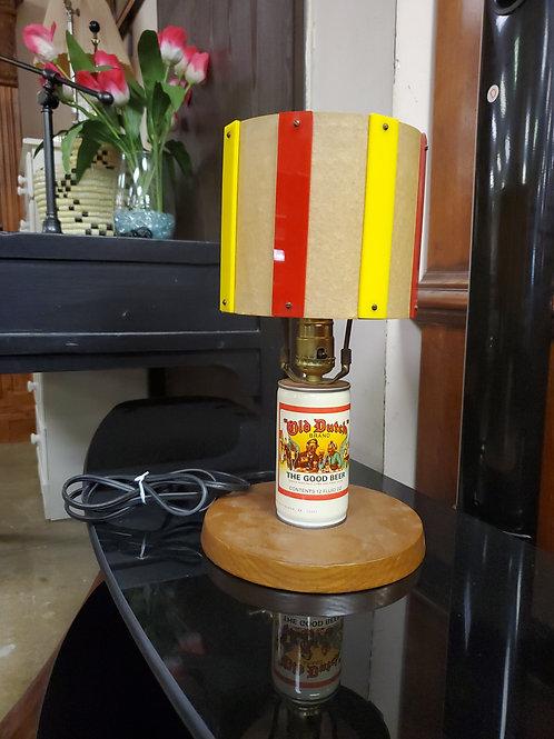 Old Dutch Brand Beer Lamp