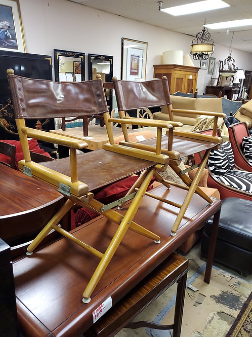 Set of Directors Chairs