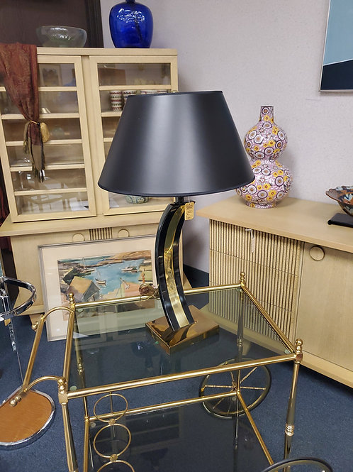 Lighting Mategra Inc. Brass Lamp