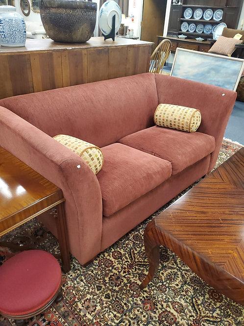 Red Lounge Sofa