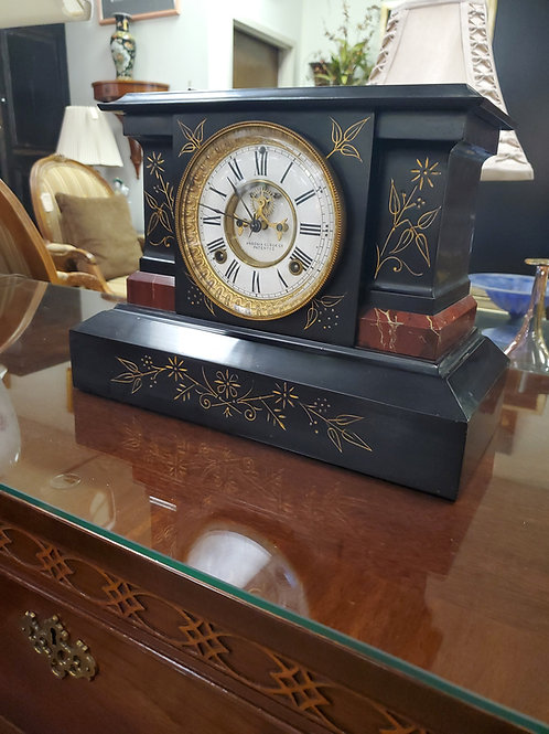 19th Ansonia Clock