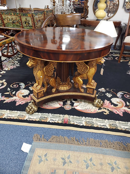 Maitland Smith Renaissance Revival Table