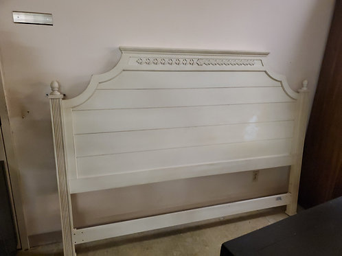 Ethan Allen King Bed