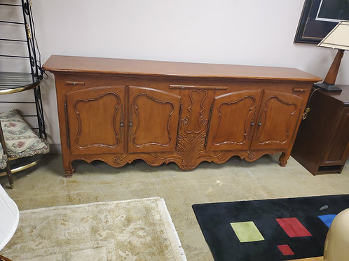 French Country Style Baker Furniture Buffet/Sideboard