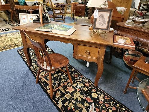 Late 18th Century French Oak Primitive Desk