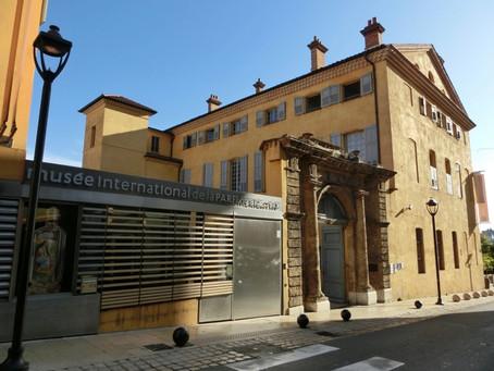 国際香水博物館 - グラース、南フランス