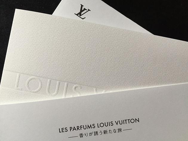 7b5397822dff 今日のブログではルイ・ヴィトンの香水に関してフランスのメディアに表れた、数々のニュースをまとめて書いてみました。画像は東京での発売初日の様子から。
