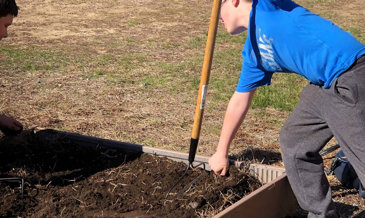 Planting seeds for the season