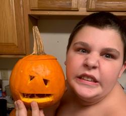 Pumpkin by Chris Maclean