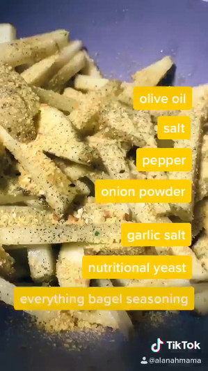 How to make Homemade Fries