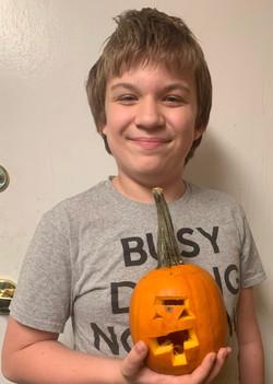 Pumpkin by William Perkins