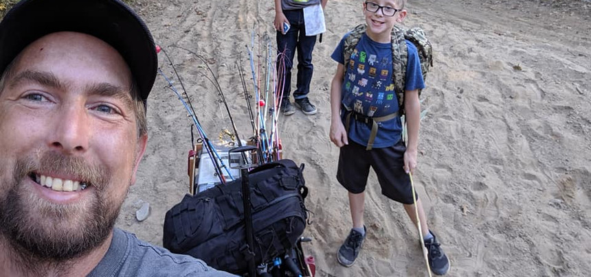 Teaching how to fish!