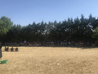 Campamento Sasamón - Dia 11 - Familias