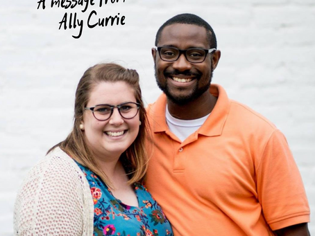 Meet Charles and Ally Currie