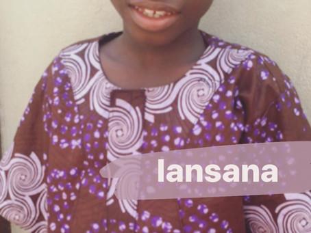 Meet Lansana