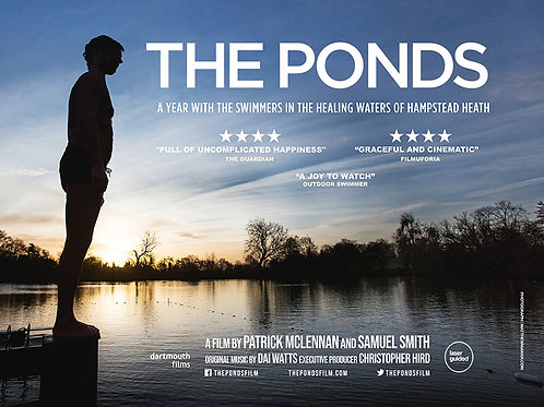 The Ponds' Official Poster (A3)