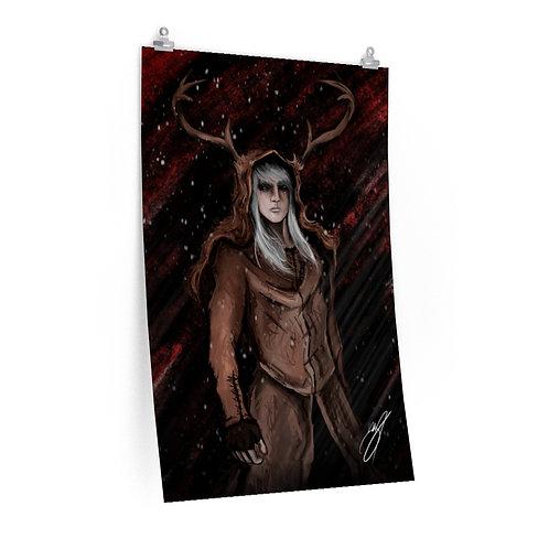 Kurah Premium Matte vertical posters