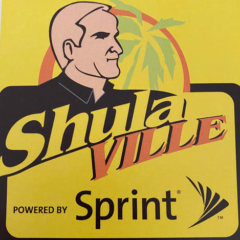 Don Shula and Garo Yepremian/Sprint