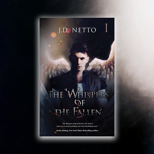 The Whispers of the Fallen (Signed)