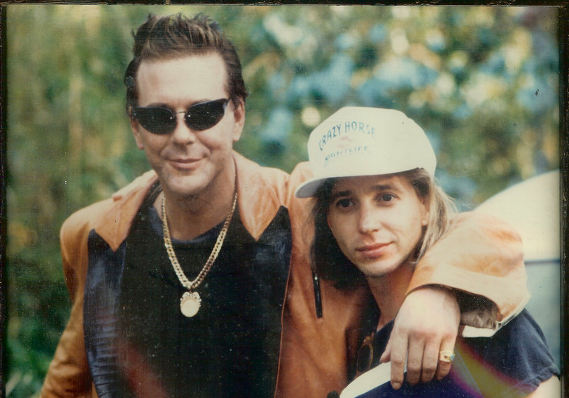 Fall Time Mickey Rourke and Paul Warner
