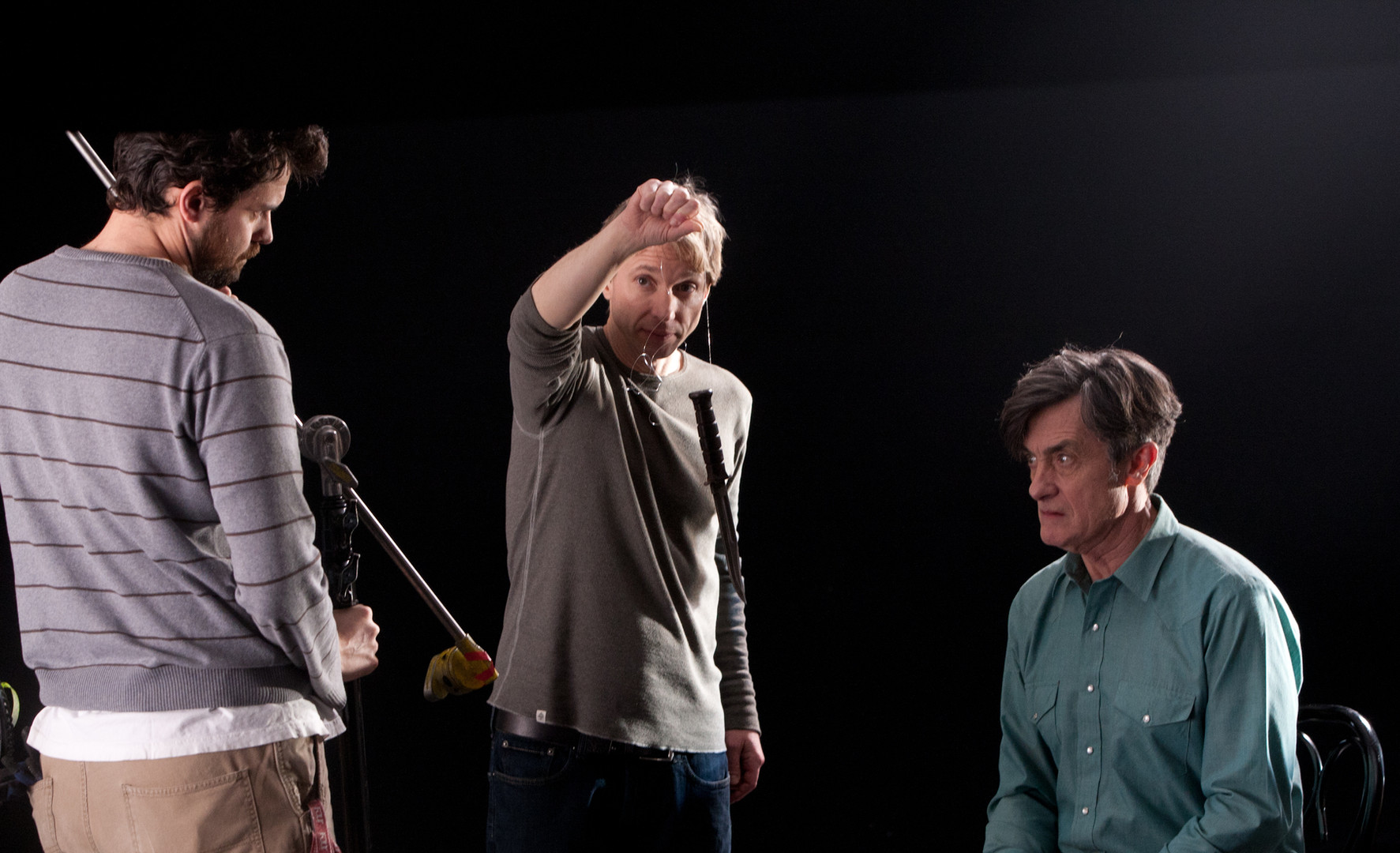 Paul with Roger Rees.jpg