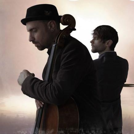Dave Eggar & Chuck Palmer (Cellogram)