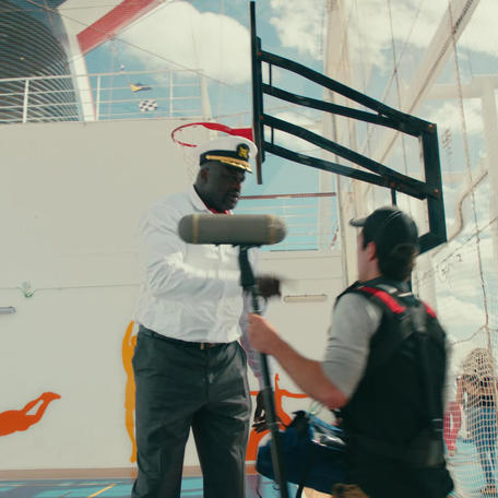 Shaquille O'Neal/Carnival