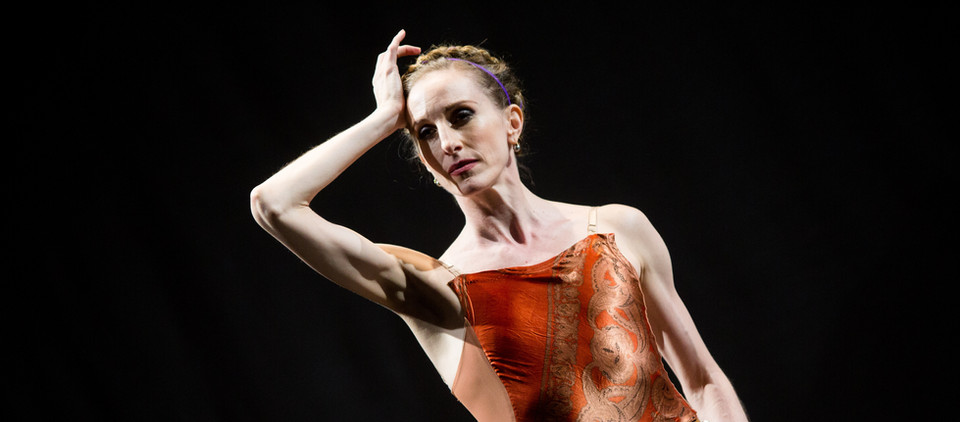 Women The War Within Wendy Whelan as Cle
