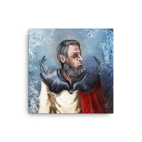 Saint Nicholas Deluxe Canvas