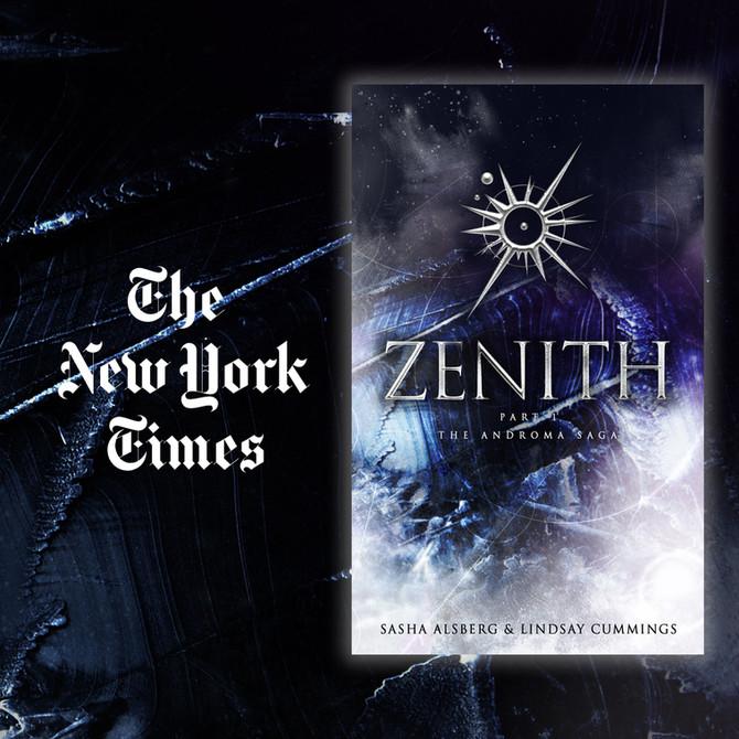 The Androma Saga: Zenith