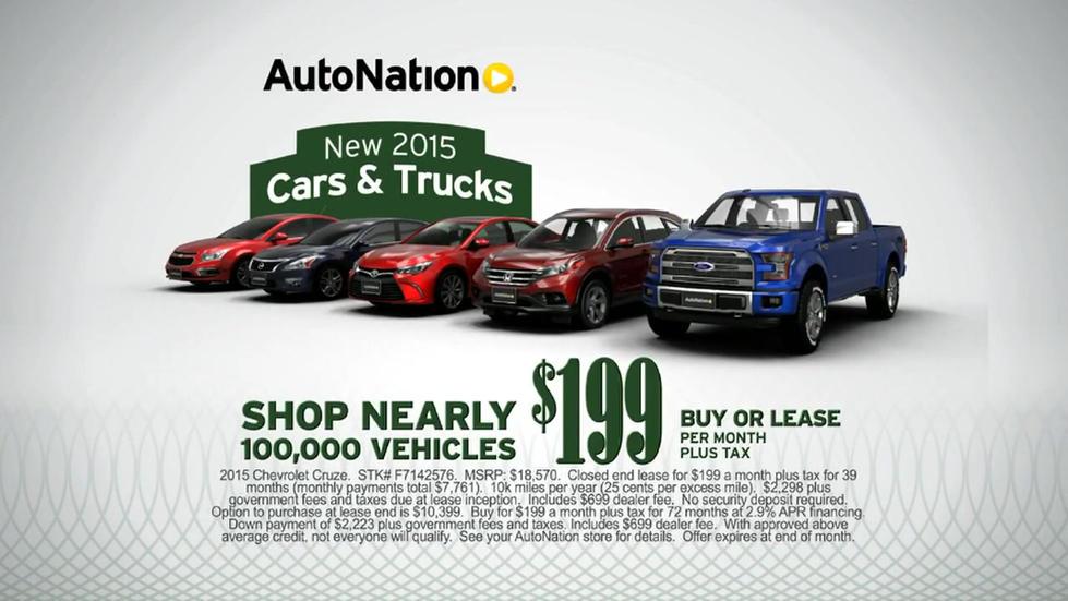 AutoNation / Thanks a 10 Million