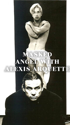 Masked Angel with Alexis Arquette