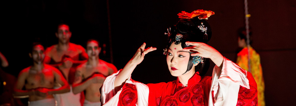 Qian Yi and Chorus Women The War WithinH