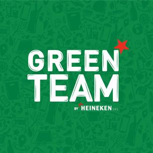 greenteam by heineken