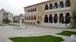 Archiebishop_house_in_Nicosia_Cyprus_2011