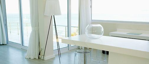 Appartement moderne Blanc