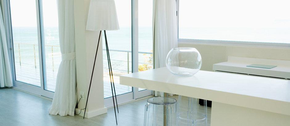 Modern Branco Apartamento